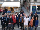 About us Gruppenbild Venedig 2015